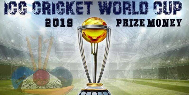 ICC World Cup 2019 Winner Prize Money to get $4 million (Wimbledon Men's )