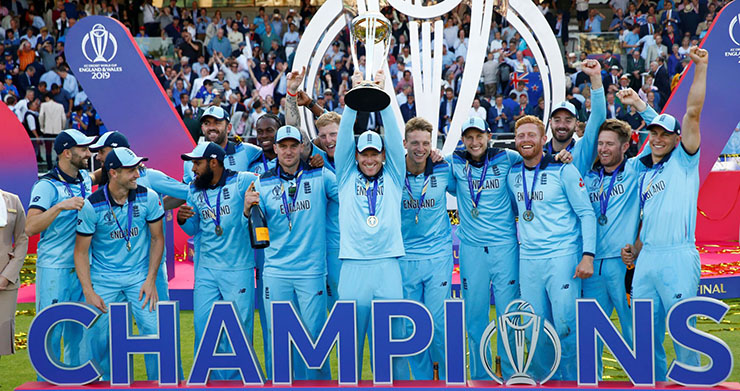ICC Men's Cricket World Cup 2019 Winners List and Runners-Up