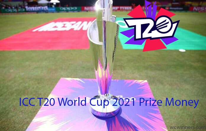 T20 World Cup 2021 Prize Money